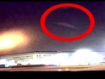 O piramidă misterioasă a fost văzută deasupra Pentagonului! E reală sau falsă!?