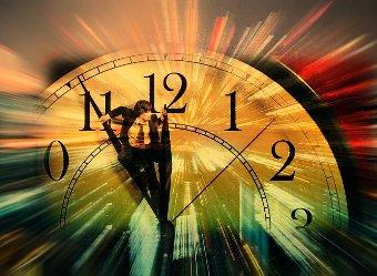 De ce timpul se accelerează în zilele noastre? Datorită tehnologiilor digitale 3G şi 4G... Vă daţi seama cum va fi timpul când vom trece la 5G?