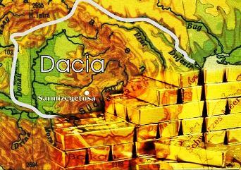 Cât aur au furat romanii de la daci acum 2 milenii? Specialiştii spun că aur în valoare de peste 40 de miliarde de dolari!