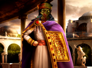 O relatare istorică incredibilă ne arată cum Iustinian I, împăratul Bizanţului, îşi putea schimba forma, asemenea reptilienilor!
