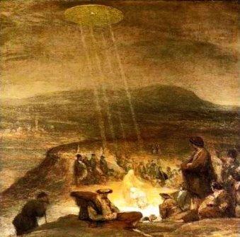 Cine protejează zi şi noapte cortul lui Moise din Vechiul Testament? Dumnezeu sau o navă spaţială extraterestră?
