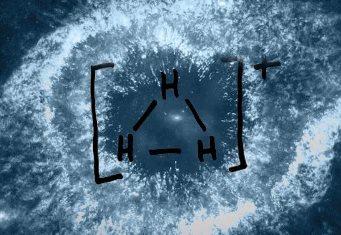 Misteriosul trihidrogen - molecula ce nu se găseşte (aproape deloc) pe Terra, dar des întâlnită în spaţiul cosmic