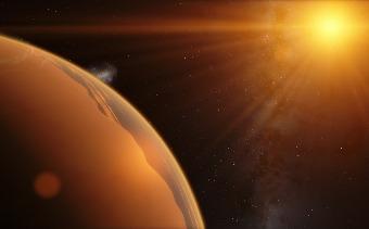 """Astronomii au descoperit """"iadul"""" la 920 de ani-lumină distanţă: o """"planetă interzisă"""" ce n-ar trebui să se afle acolo!"""