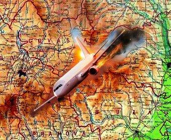 Un accident aviatic bizar din România are legătură cu anomaliile magnetice din misterioşii munţi ai Buzăului?