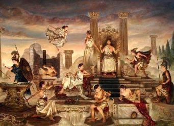"""Noi suntem a cincea rasă de oameni - înaintea noastră zeii au mai creat 4 rase de """"super-oameni"""" / semizei, ne spune poetul antic Hesiod"""
