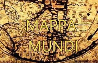 Mappa Mundi: o hartă veche de peste 700 de ani, în care găsim oraşe legendare, oameni monstruoşi şi creaturi mitice