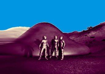 """Experienţa """"extraterestră"""" a unui copil: a văzut 3 fiinţe îmbrăcate în costum de scafandru, care au coborât dintr-o farfurie zburătoare! """"Se mişcau foarte încet, ca astronauţii americani pe Lună"""""""