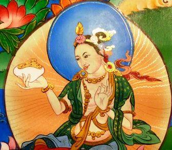 """Faceţi cunoştinţă cu Yeshe Tsogyal, """"mama budismului tibetan"""" – femeia care a reuşit să învingă moartea, să se teleporteze şi să stăpâneasca legile materiei"""
