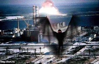 """""""Pasărea neagră a Cernobîlului"""" - creatura care a fost văzută înaintea exploziei centralei nucleare de la Cernobîl"""