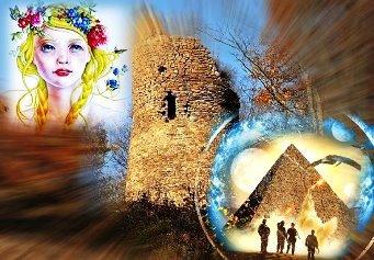 """În """"Cetatea Zânelor"""" din Covasna a locuit în vremuri imemoriale celebra Ileana Cosânzeana? Se află acolo o """"poartă stelară"""" care duce către alte lumi?"""