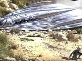 Cazul secret din 1941: 3 cadavre extraterestre au fost găsite lângă o farfurie zburătoare prăbuşită! Informaţii şocante despre acest caz