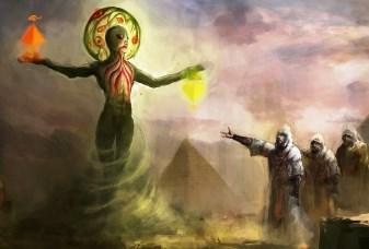 """Într-o veche legendă, se vorbeşte despre un """"zeu extraterestru"""" care a fost conducătorul Coreii timp de 1.000 de ani! La fel ca misteriosul conte de St. Germain!"""