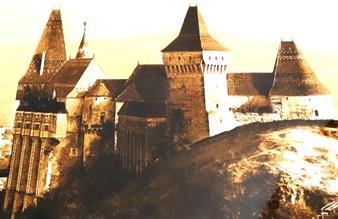 Castelul Corvinilor şi legendele sale. Aici Vlad Ţepeş a înnebunit şi s-a transformat în Dracula!?