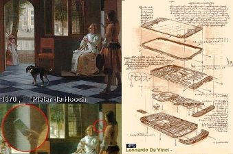 A realizat Leonardo Da Vinci acum peste 500 de ani schiţele pentru un smartphone!?