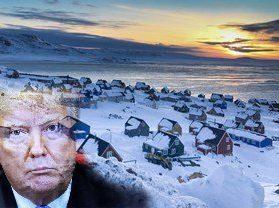 """EXCLUSIV! De ce americanii sunt interesaţi să cumpere ţinutul de gheaţă Groenlanda? Există vreo legătură cu presupusul """"soare interior"""" de sub pământ?"""