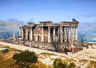 Oraşul antic scufundat Helike şi legătura misterioasă cu Atlantida