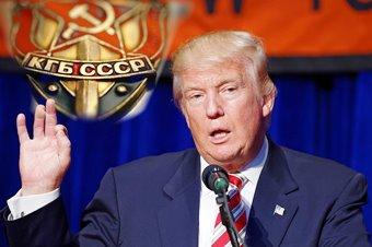 """O """"bombă"""" de 30 de ani: este preşedintele american Donald Trump agent secret KGB? Iată care este adevărul..."""