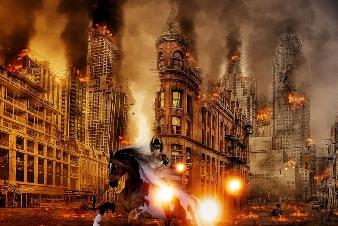 Teribilele profeţii din Vechiul Testament arată că Pământul se va ciocni violent cu un asteroid
