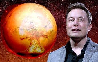 De ce miliardarul Elon Musk vrea să arunce bombe nucleare pe planeta Marte?