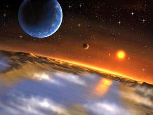 """NASA aruncă bomba: """"ar putea"""" exista viaţă pe o exoplanetă aflată la fantastica distanţă de... 300 de trilioane de kilometri! Să credem?"""