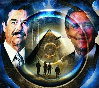 """Motivul real pentru războiul din Irak din 2003: Saddam Hussein era pe punctul de a descoperi o """"poartă stelară"""" care ducea către extratereştrii din sistemul nostru solar?"""