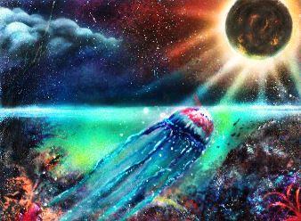 Trei meteoriţi prăbuşiţi pe Terra şi care au fost descoperiţi cu urme de viaţă extraterestră!