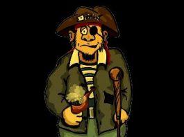 De ce piraţii foloseau un plasture la un ochi? Un motiv ascuns, la care puţini s-ar fi gândit...