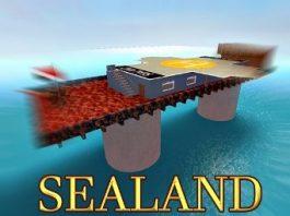 Nu e o glumă: există în Europa un stat minuscul, cu numele de Sealand, locuit în prezent doar de o persoană...