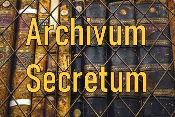 """Ce documente incredibile se pot găsi în """"Arhivele Secrete ale Vaticanului""""? Ce enigme sunt ascunse aici de către Biserica Catolică?"""