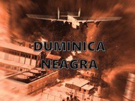 """""""Duminica neagră"""" - operaţiunea dezastruoasă a Forţelor Aeriene Americane care au încercat să distrugă rafinăriile de la Ploieşti, în timpul celui de-al doilea război mondial"""