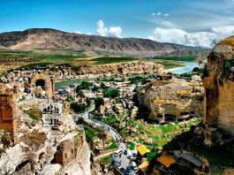 EXCLUSIV! De ce se inundă unul dintre cele mai vechi oraşe ale lumii, Hasankeyf din Turcia? O ipoteză conspiraţionistă tulburătoare...
