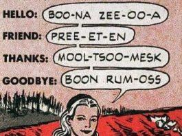 """Cum sunt învăţaţi americanii să spună """"Thanks"""" în limba română? """"Mool-tsoo-mesk""""!"""