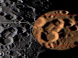 """Un astronom amator crede că a surprins o incredibilă """"bază secretă pe Lună"""""""