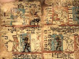 Într-un misterios codex mayaş - Codex Troano - se vorbeşte despre scufundarea continentului Mu, cu 64 de milioane de locuitori, cu peste 8.000 de ani în urmă?