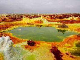 Cercetătorii confirmă că se află un loc pe Terra unde nu există nicio formă de viaţă, nici măcar microorganisme
