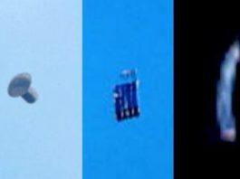 3 obiecte cosmice necunoscute apar pe site-ul NASA. Sunt ele nave extraterestre?