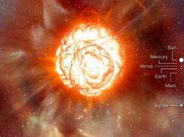 Unde gravitaţionale misterioase au fost detectate în jurul stelei gigantice Betelgeuse! Urmează ca această stea să explodeze şi să se transforme într-o supernovă? Să vedeţi atunci cum va arăta cerul Terrei...