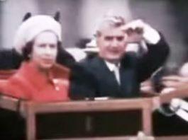 Cum de a ajuns dictatorul Ceauşescu să se plimbe în caleaşca regală cu regina Elisabeta a Marii Britanii?