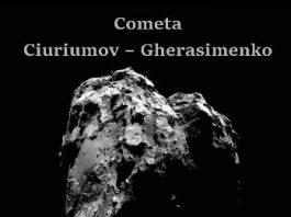 Fotografii uluitoare ale cometei Ciuriumov – Gherasimenko, luate de sonda spaţială Rosetta! Unii spun că această cometă e o străveche navă spaţială extraterestră deghizată...