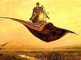 Dovezi materiale care arată că în vechime oamenii zburau cu maşinării sofisticate! În America, anticii se deplasau în aer pe tăvi de aur care vibrau!