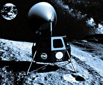 O forţă extraterestră a supravegheat în secret Pământul de pe Lună?