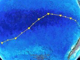 În Oceanul Pacific de Sud se află un loc îndepărtat unde totul este diferit...