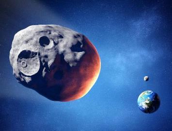 Pe 29 aprilie 2020 un asteroid masiv, de 4 km diametru, va trece prin apropierea Pământului - ne atenţionează NASA