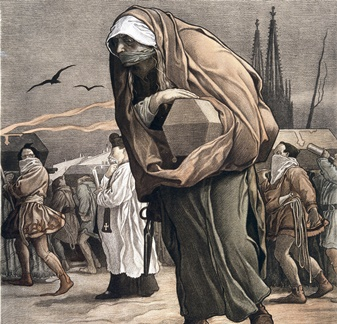 În trecut, britanicii care nu respectau carantina impusă de guvern erau condamnaţi la moarte!