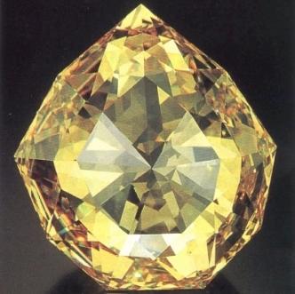 """Enigma """"diamantului florentin"""" de 133 de carate! Unde se află acum această piatră galbenă incredibilă?"""