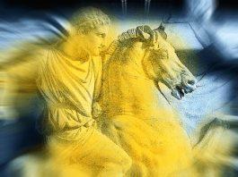 De 25 ani a fost găsit mormântul lui Alexandru cel Mare, dar guvernele Egiptului şi Greciei împiedică aflarea adevărului? Legendele spun că Alexandru ar fi fost fiul unui zeu-extraterestru egiptean...