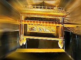 """Enigma Chivotului Arhanghelului Gabriel din Biblie... Este această """"cutie divină"""" la fel de puternică ca celebrul Chivot al Legământului?"""