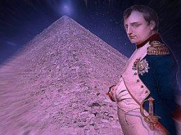 """Ce a căutat Napoleon în """"camera regelui"""" din marea piramidă a lui Keops? A experimentat substanţa """"Occultum"""", adică praf de mumie?"""