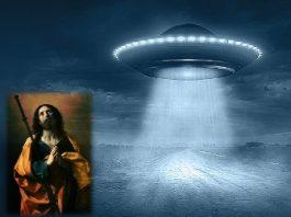 Cum s-a descoperit după 800 de ani mormântul unui mare sfânt creştin? Cu ajutorul îngerilor sau a luminii unei nave extraterestre din alte dimensiuni?