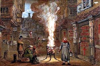 """Reacţia bogaţilor la epidemia de """"ciumă neagră"""" din Europa de acum aproape 700 de ani este aproape la fel şi în zilele noastre, la pandemia de coronavirus"""